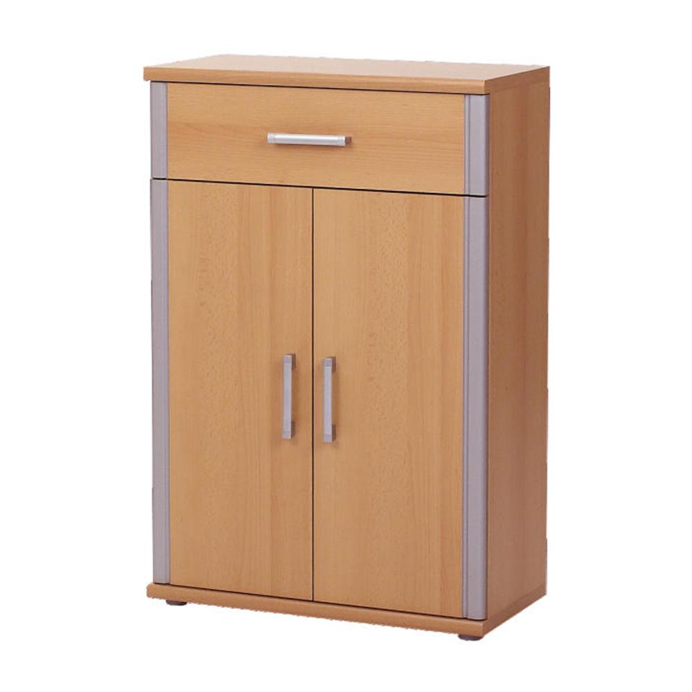 Alsó szekrény, bükkfa,ezüst, LISSI 08 TÍPUS