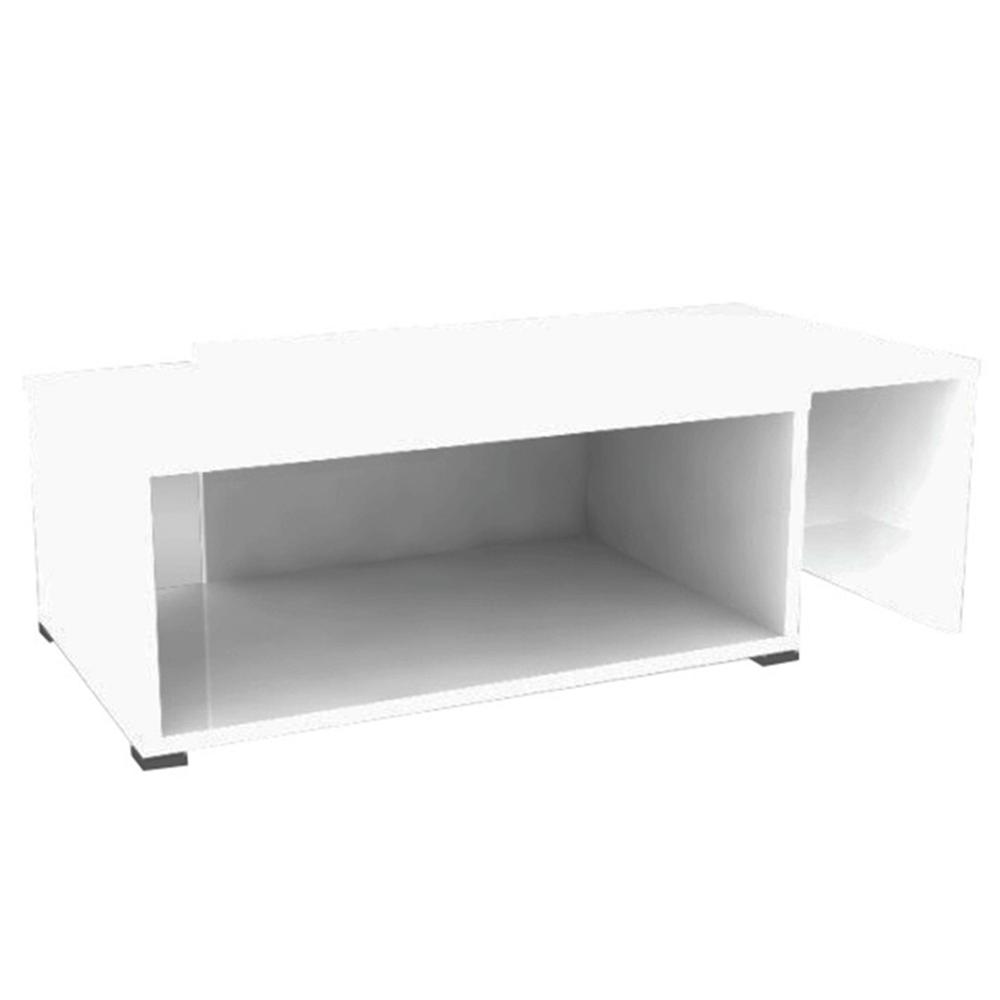 DRON -Konferenční rozkládací stolek, bílá, Tempo Kondela