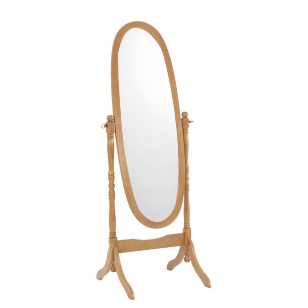Stojanové zrkadlo, dub, ZRKADLO 20124