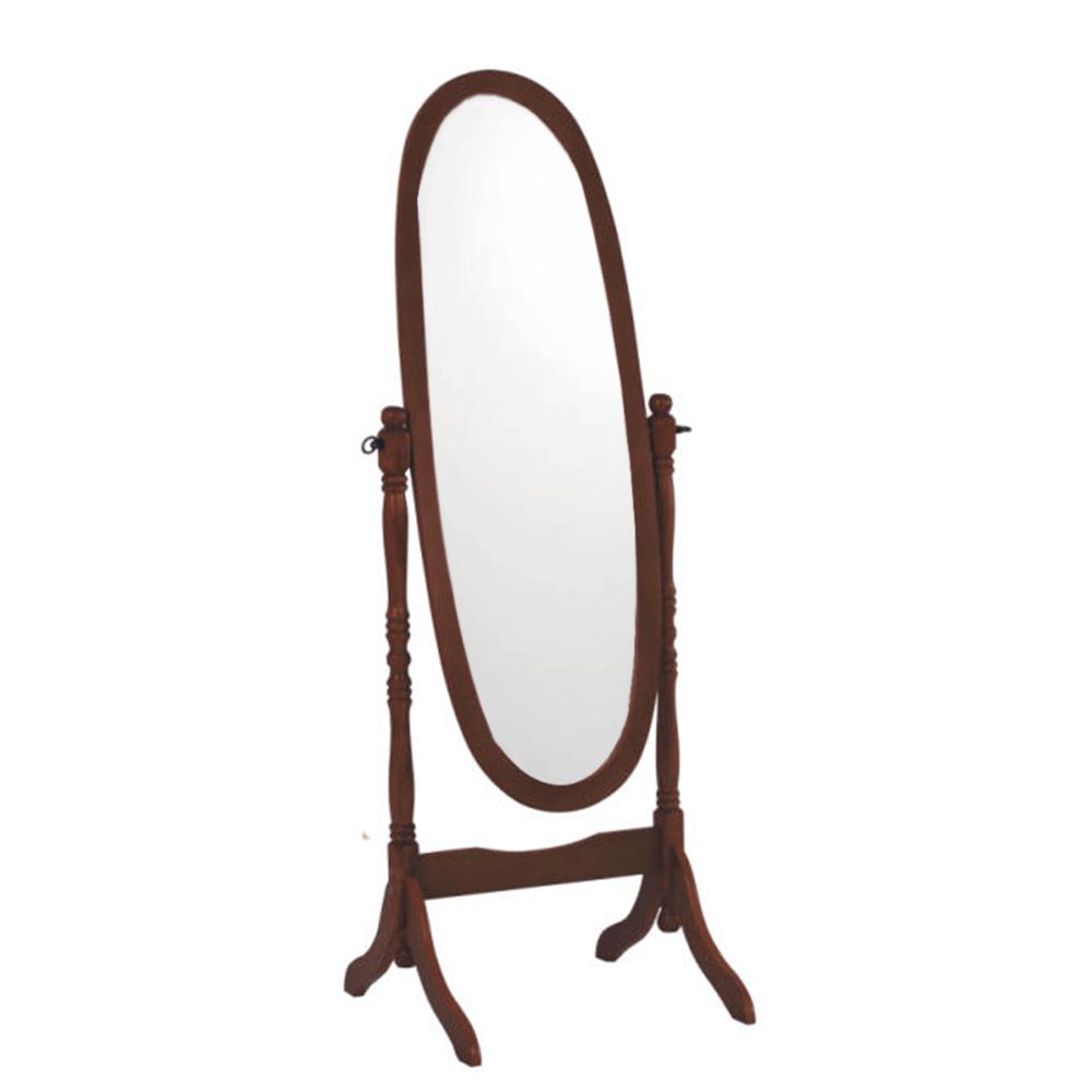 Stojanové zrkadlo, orech, ZRKADLO 20124