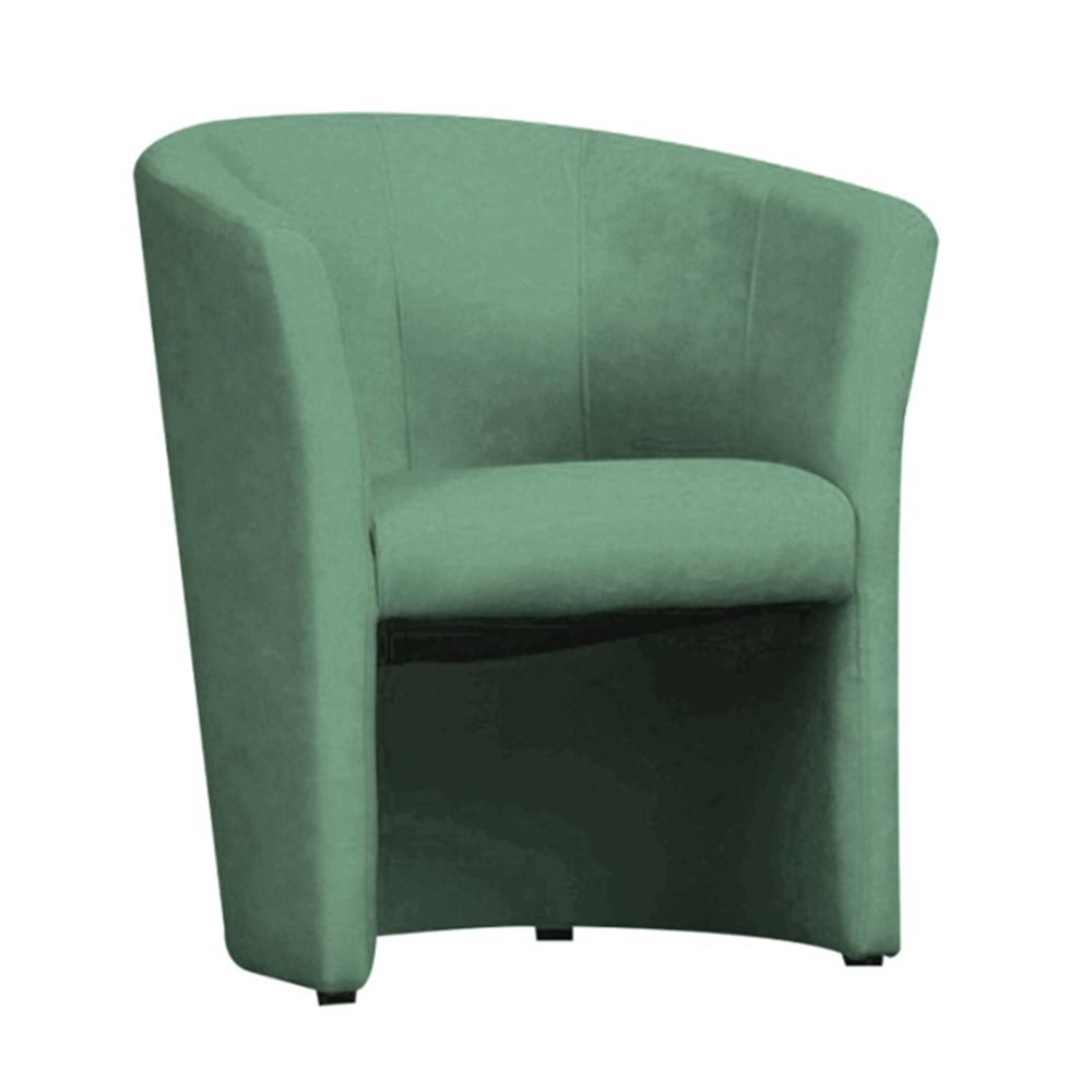 Klub fotel, zöld, CUBA