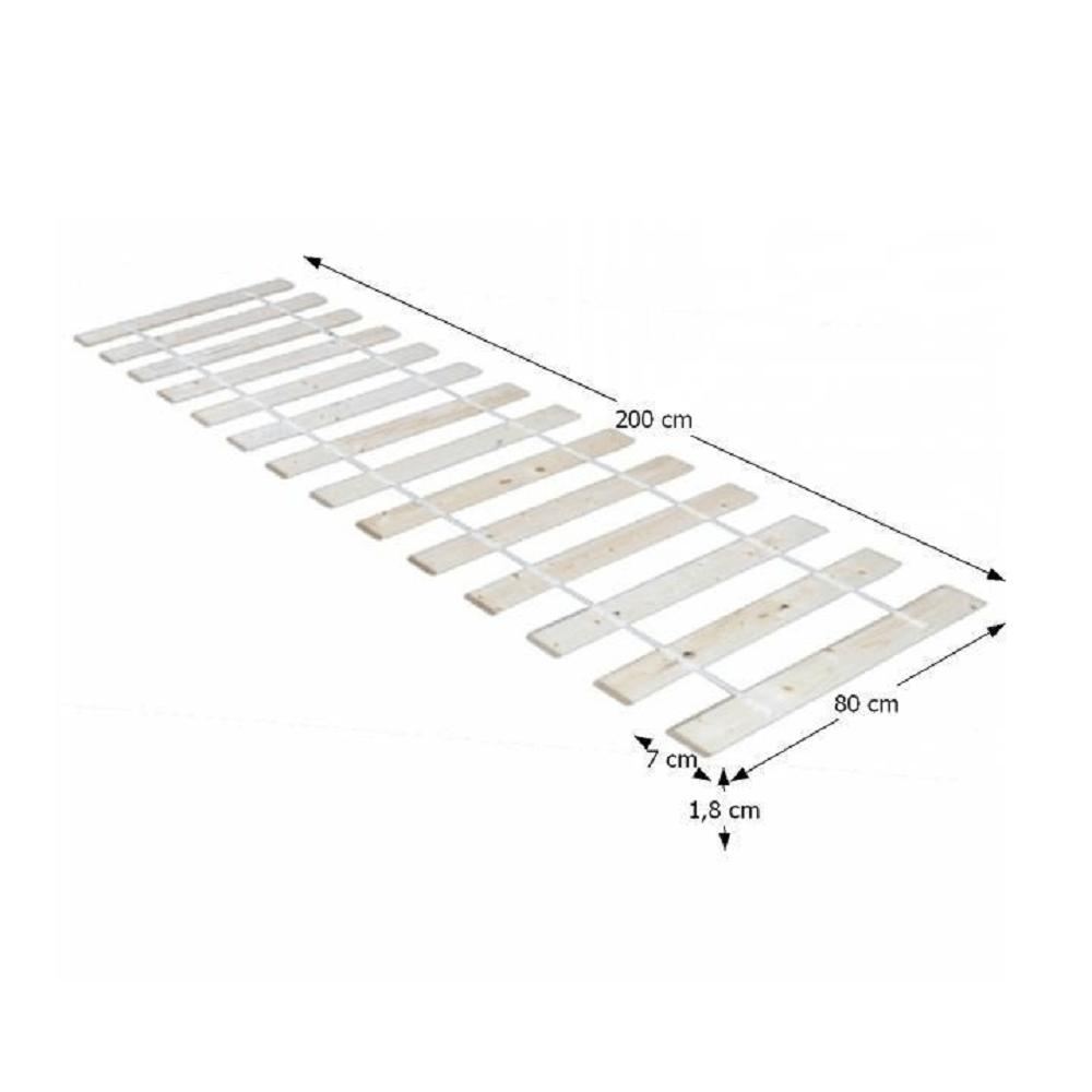Somiera PLAZA - 80x200 cm