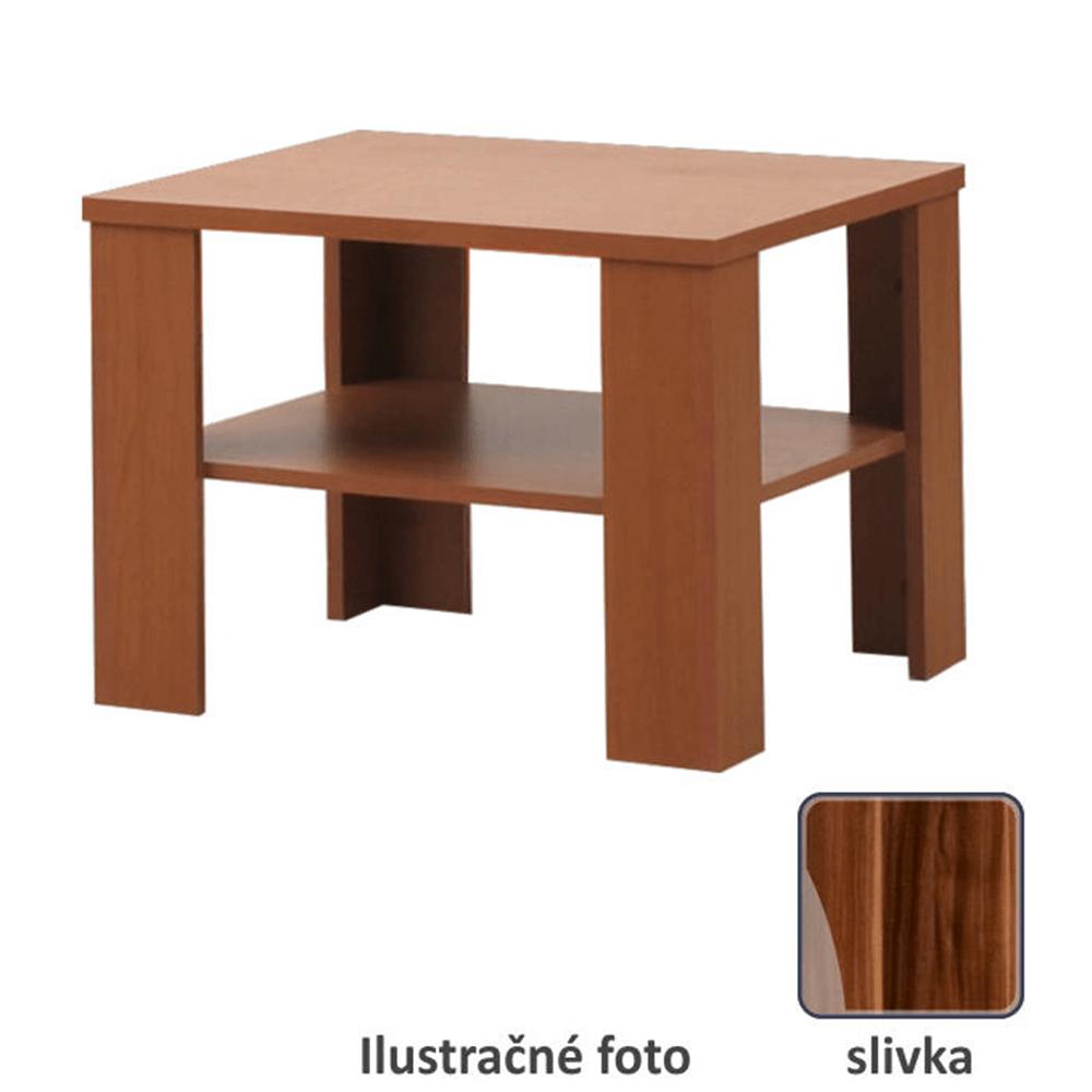 Konferenčný stolík, slivka, INTERSYS 21