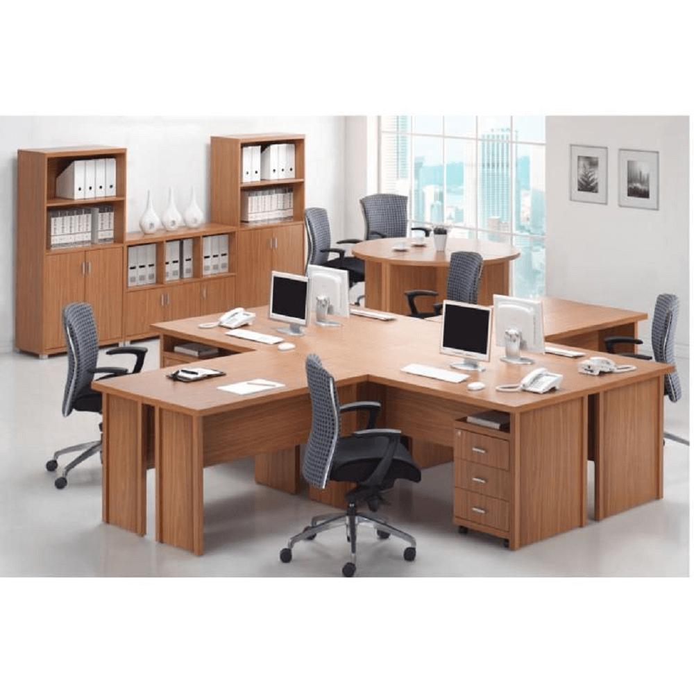 Písací stôl, čerešňa americká, OSCAR T02