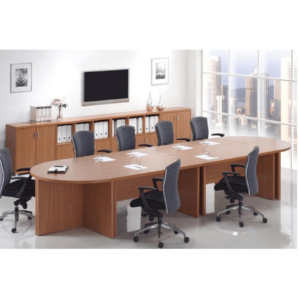 Masă de birou, cireș, OSCAR T04