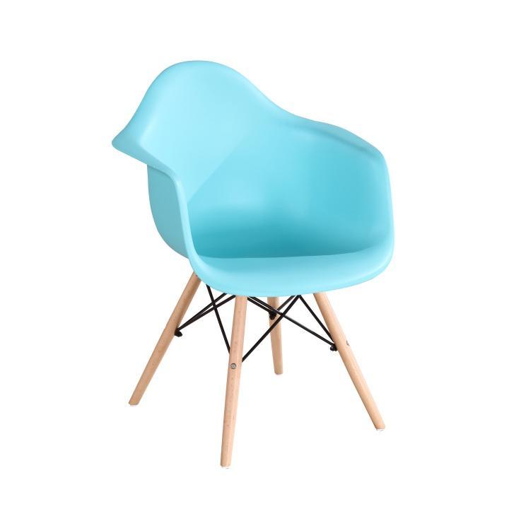 Fotel, bükkfa + mentol, DAMEN