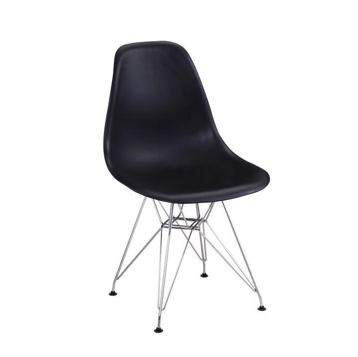 Stolička, čierna, ANISA