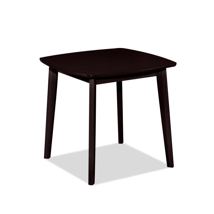 Modern étkezőasztal, wenge, ROSPAN