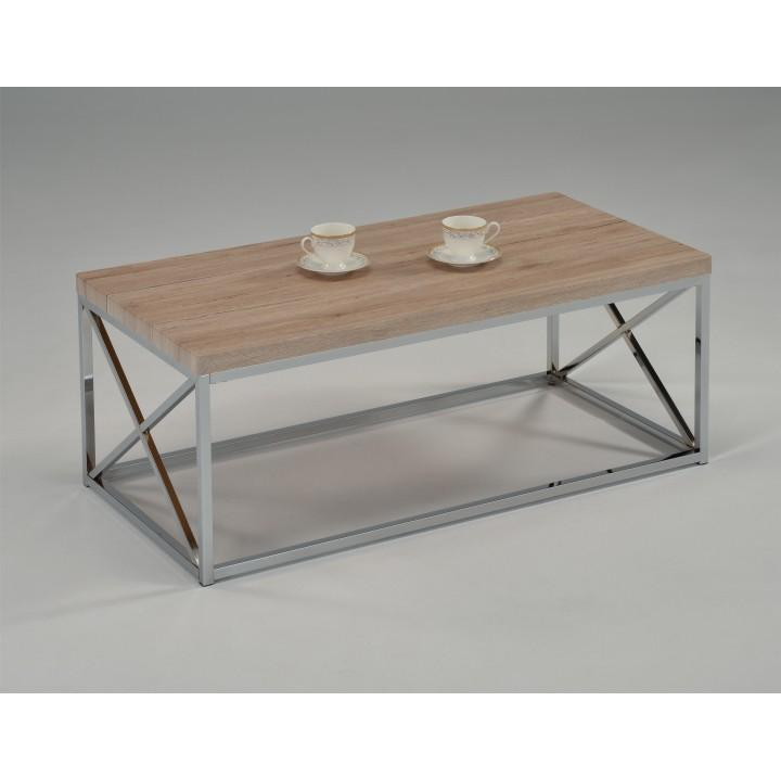 Konferenčný stolík, dub sonoma, COLMAN