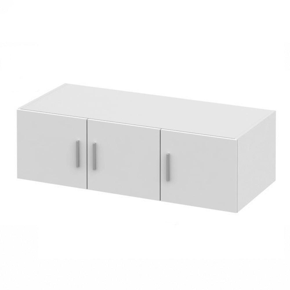 Nástavec na skříň, bílá, INVITA TYP 7
