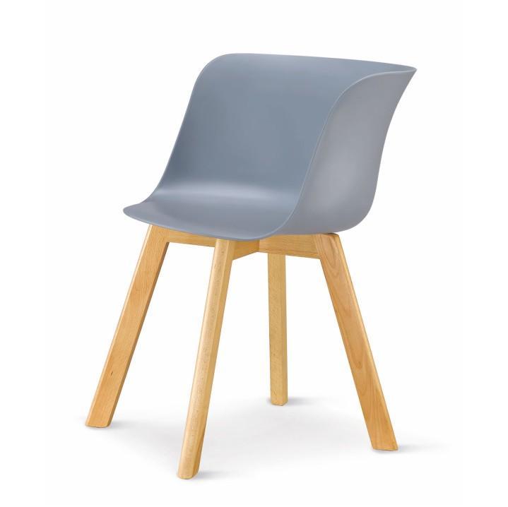 modern dresign szék, szürke 1656