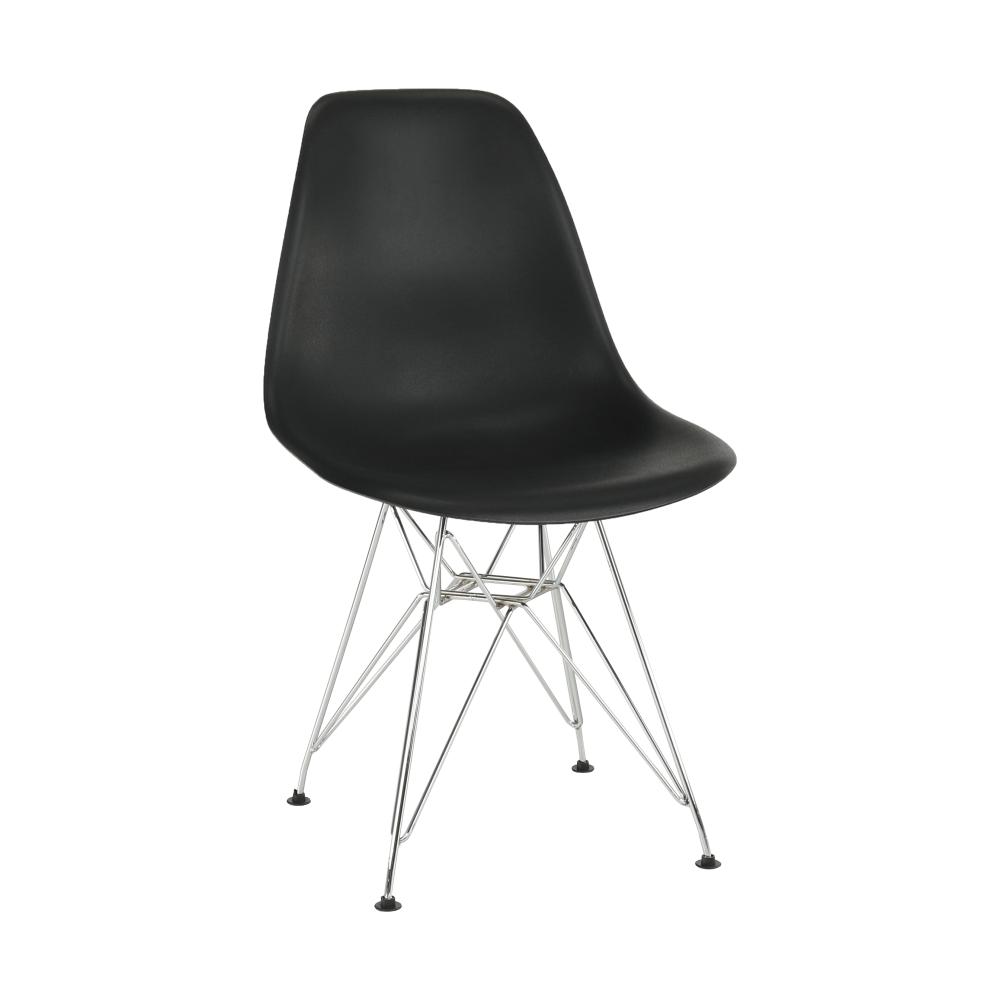Stolička, čierna, ANISA NEW