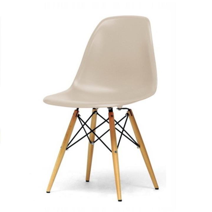 Modern szék, változat: bükk+műanyag,  CINKLA NEW