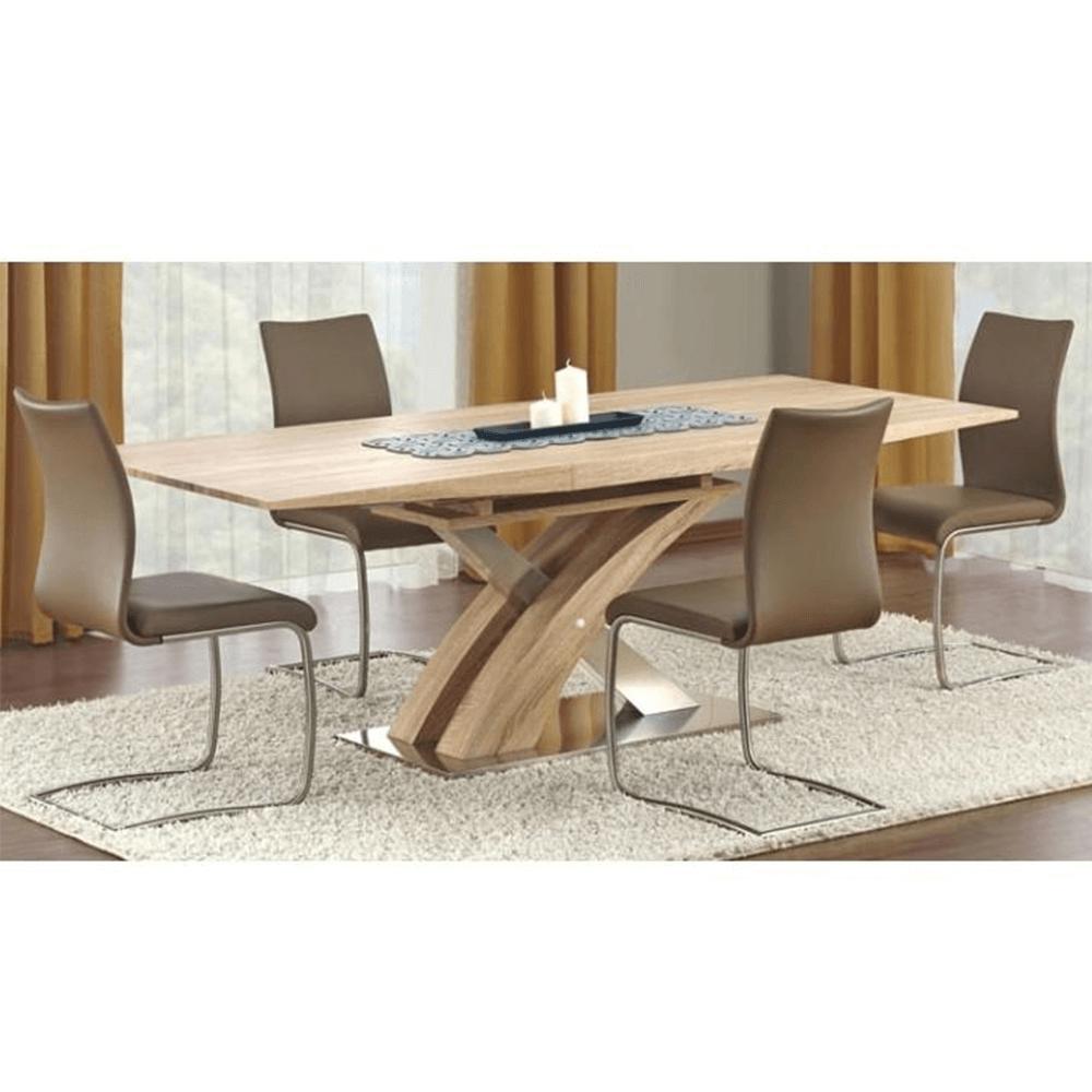 Jídelní stůl, dub sonoma, BONET, TEMPO KONDELA