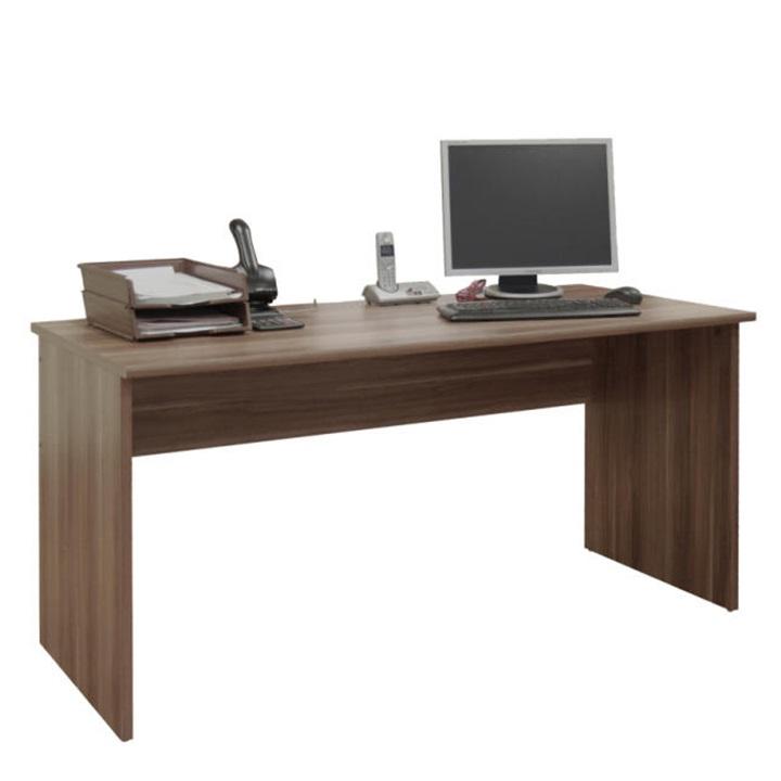 Íróasztal, szilva, JOHAN NEW 01