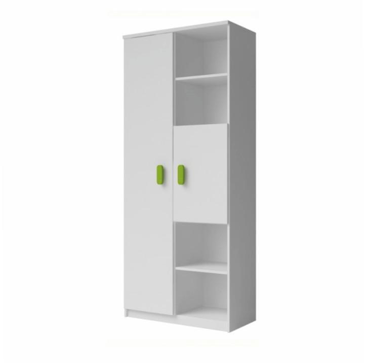 Kombinált szekrény , fehérn  SVEND TYP 10, 80