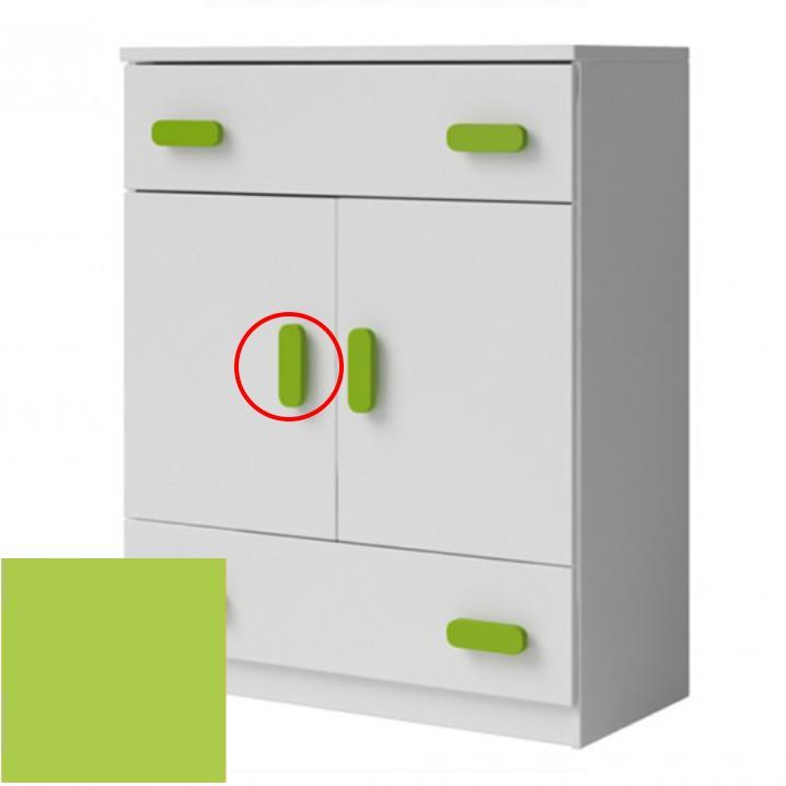Fogantyúk, zöld, SVEND TYP 41