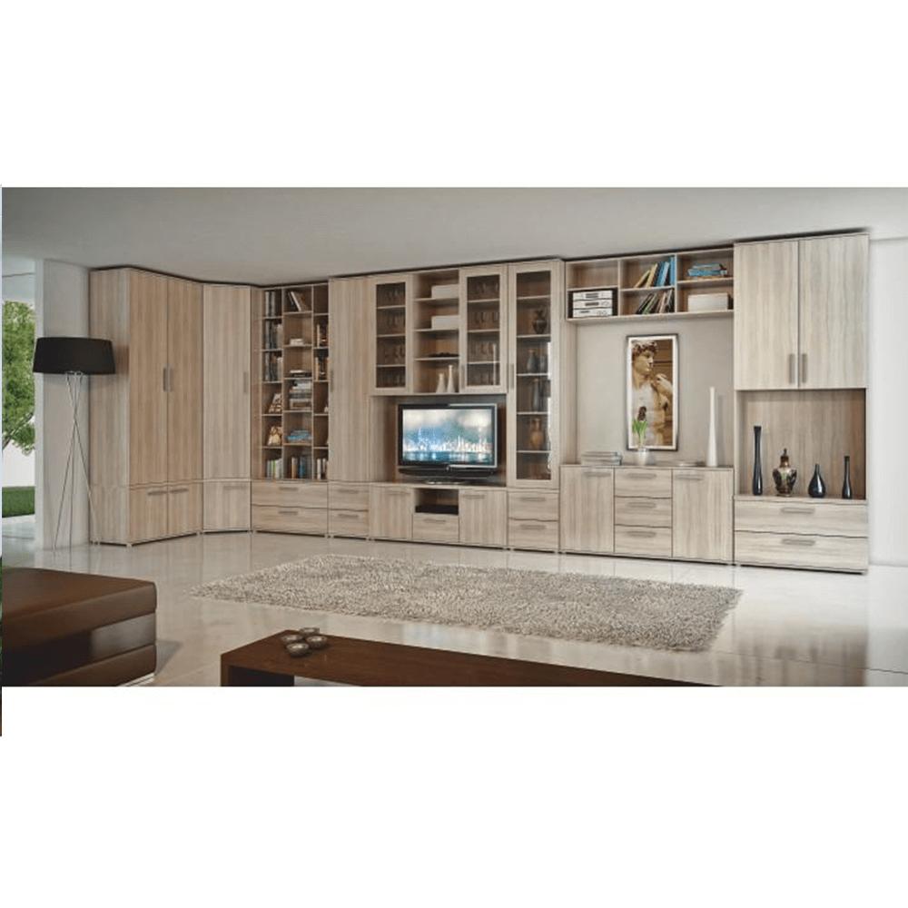 TV szekrény, sonoma tölgy, DUNAJ