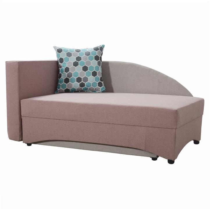 divany,balos,szövet cablo rózsaszin púder/világos szürke,bella