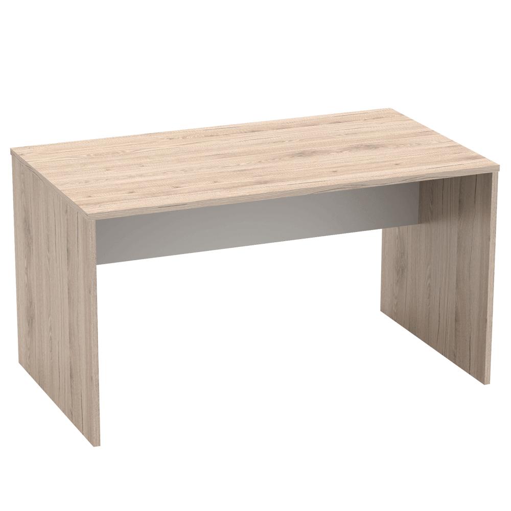 PC stôl, san remo/biela, RIOMA TYP 11