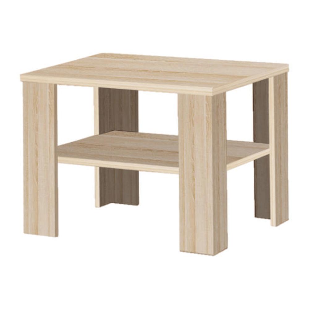 Konferenční stolek, dub sonoma, INTERSYS 21, TEMPO KONDELA