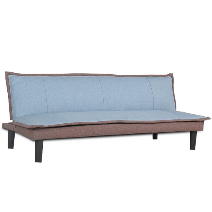 FILA kanapé kék/barna