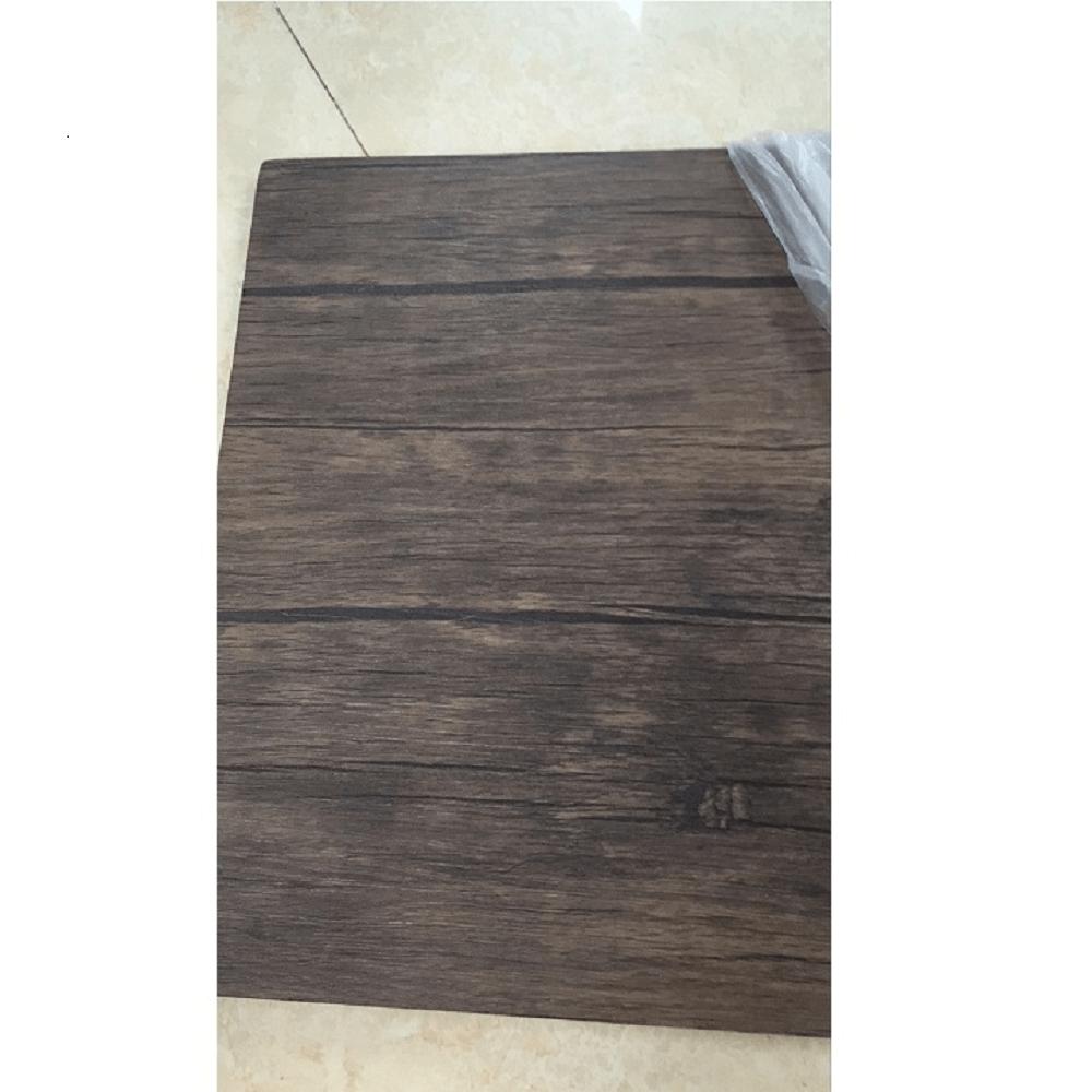 Étkező garnitúra 1+4, fa/fekete, RAMET