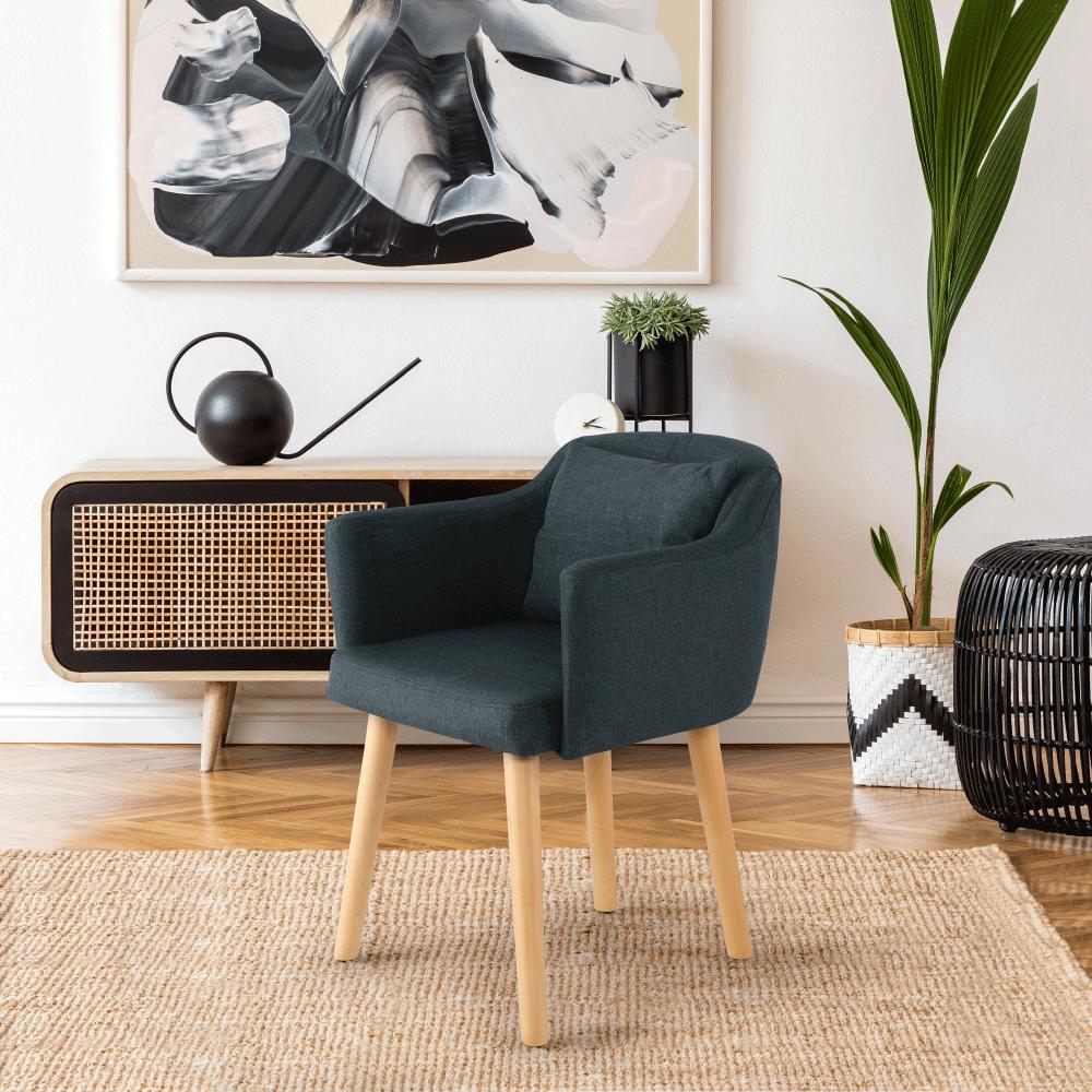 DIPSY Modern fotel, szürke