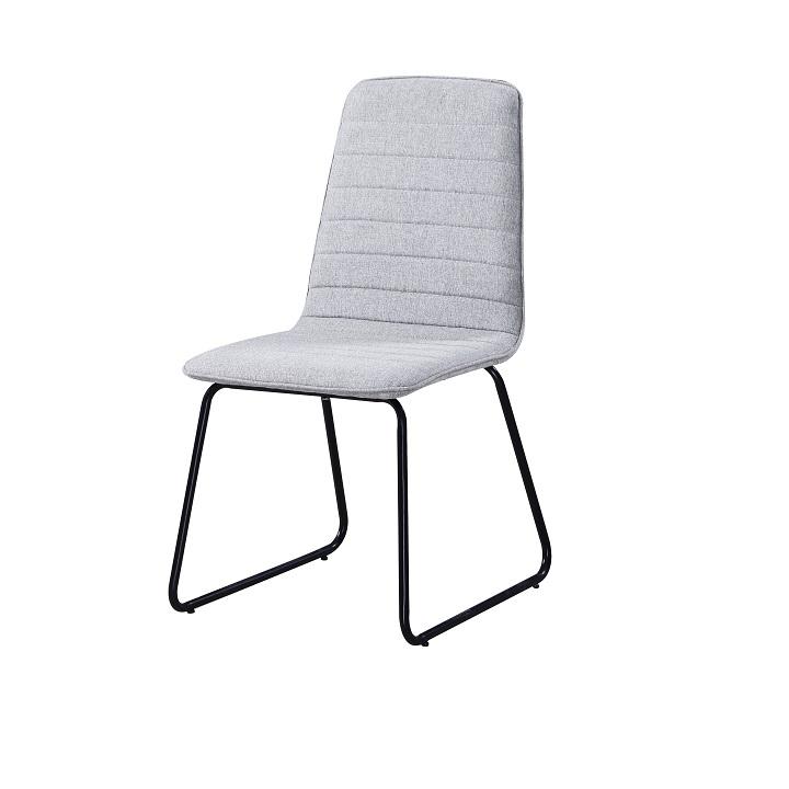 DANUTA szék, világos szürke