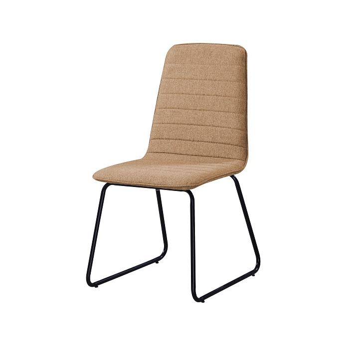 DANUTA szék mézszín szövettel