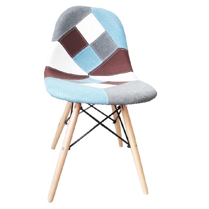étkező szék CANDIE NEW TYP 4  pasztell árnyalatos  kivitelben ,