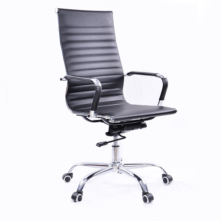 Kancelárske kreslo, čierna, AZURE NEW
