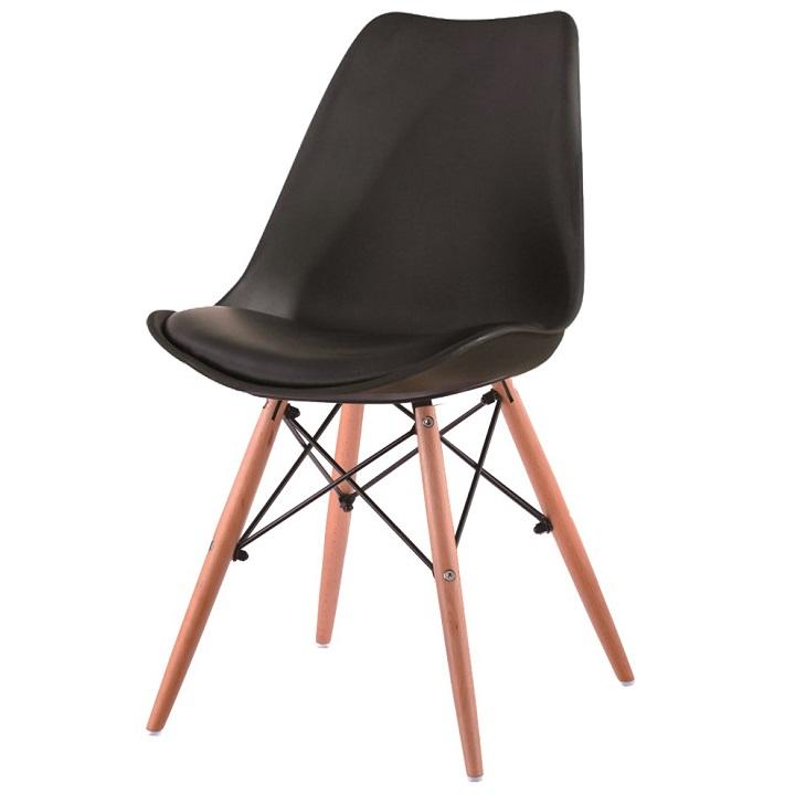 KEMAL Ebédlő szék sötét szürke