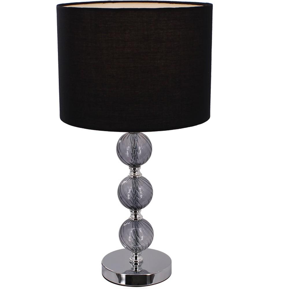 Stolní lampa, černá, JADE TYP 7