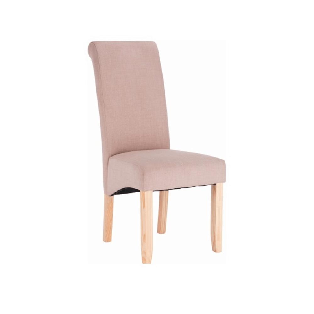 Jídelní židle, krémová, JUDY 2 NEW