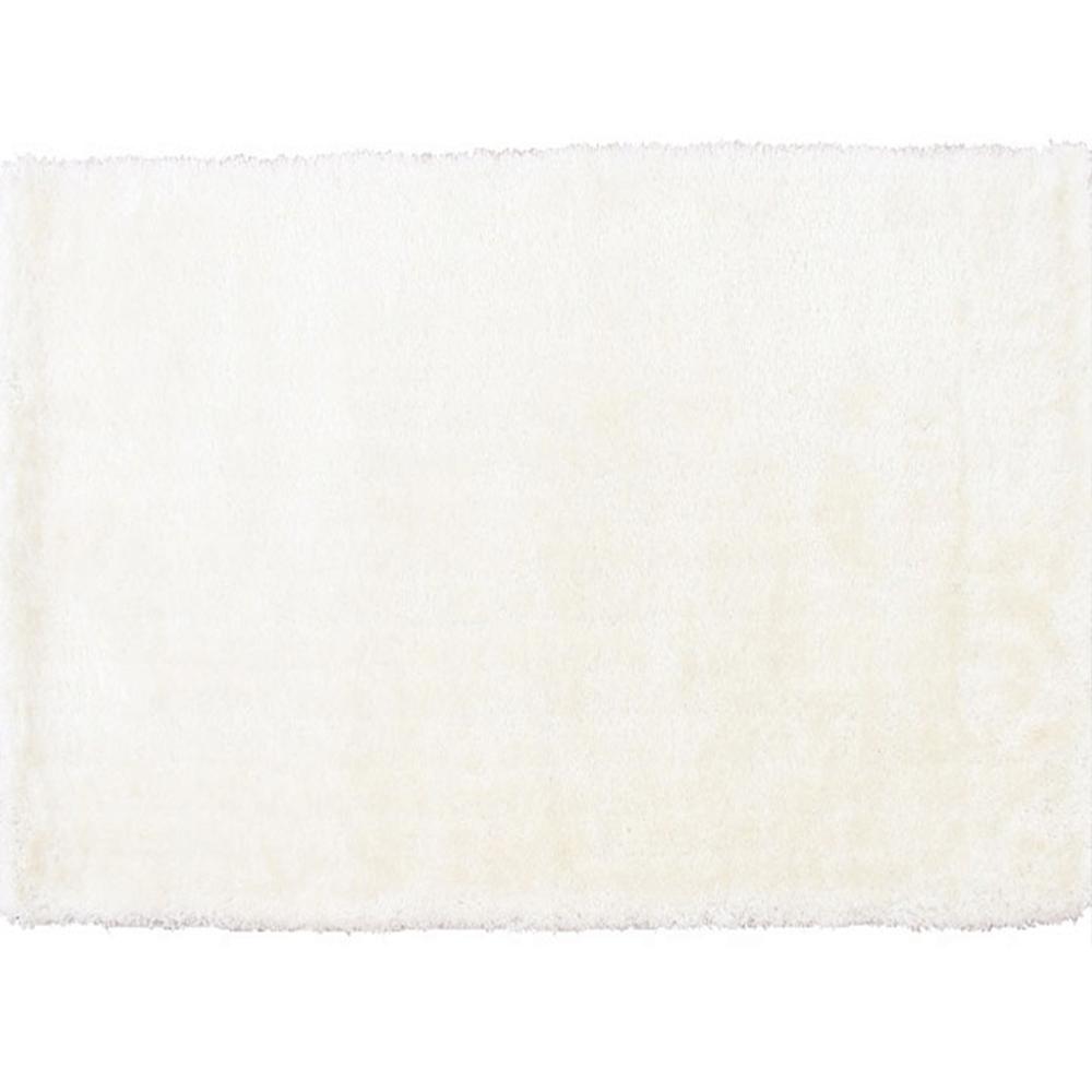 Koberec, sněhobílá, 140x200, AMIDA, TEMPO KONDELA