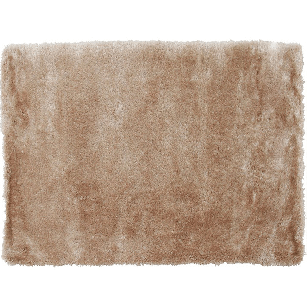 Covor 80x150 cm, maro deschis, BOTAN