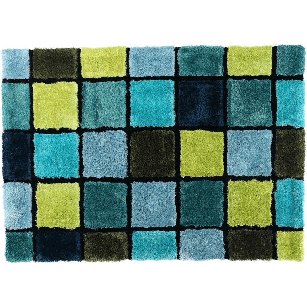 Koberec, směs barev, 200x300, LUDVIG