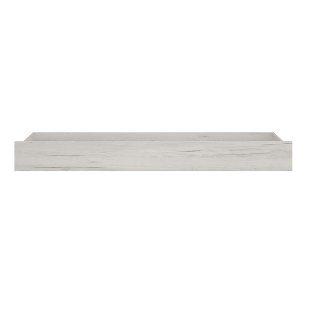 Úložný prostor pod postel Typ 96, bílá craft, ANGEL