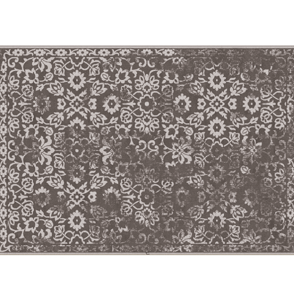 Koberec, vintage, hnedá, 160x230, MORIA