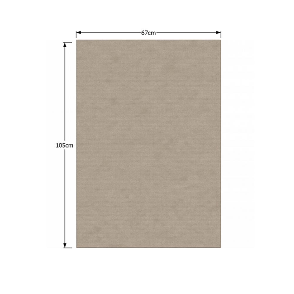 KALAMBEL szőnyeg 67x105 cm, cappuccino barna