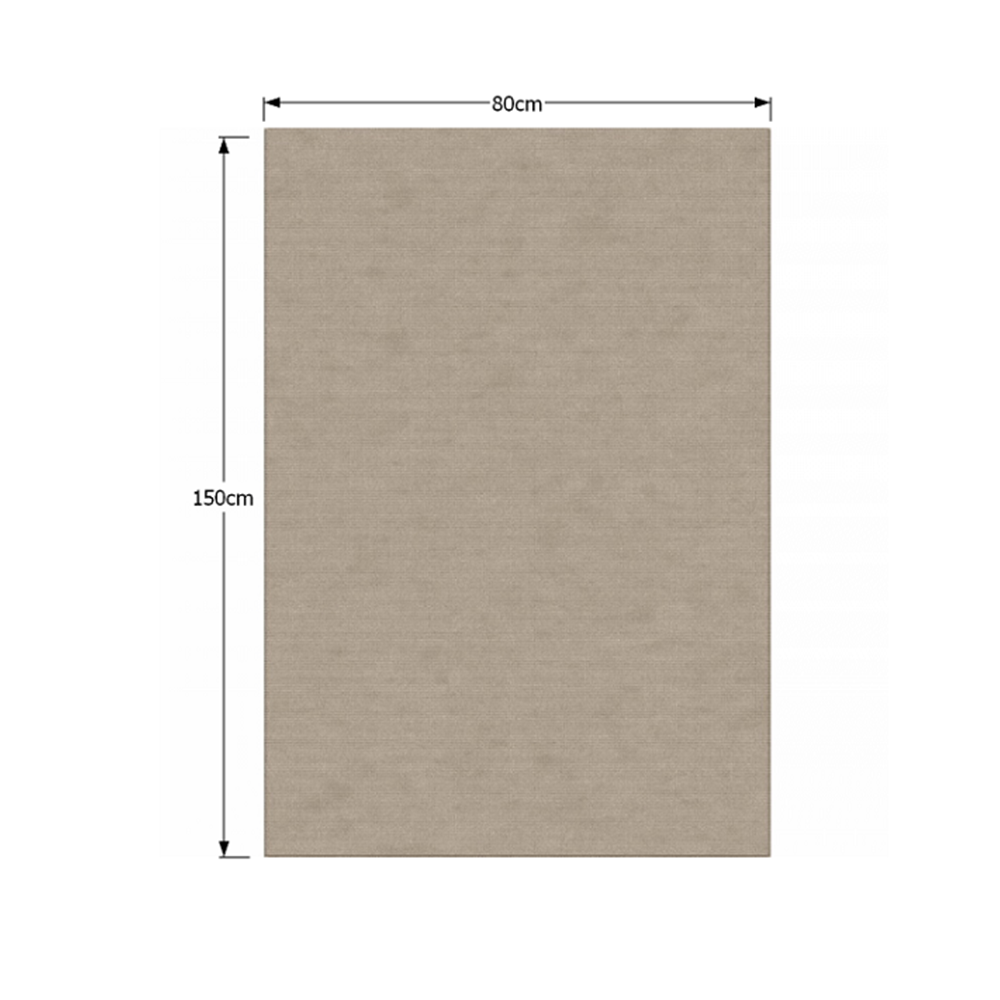 KALAMBEL szőnyeg  80x150 cm, cappuccino barna