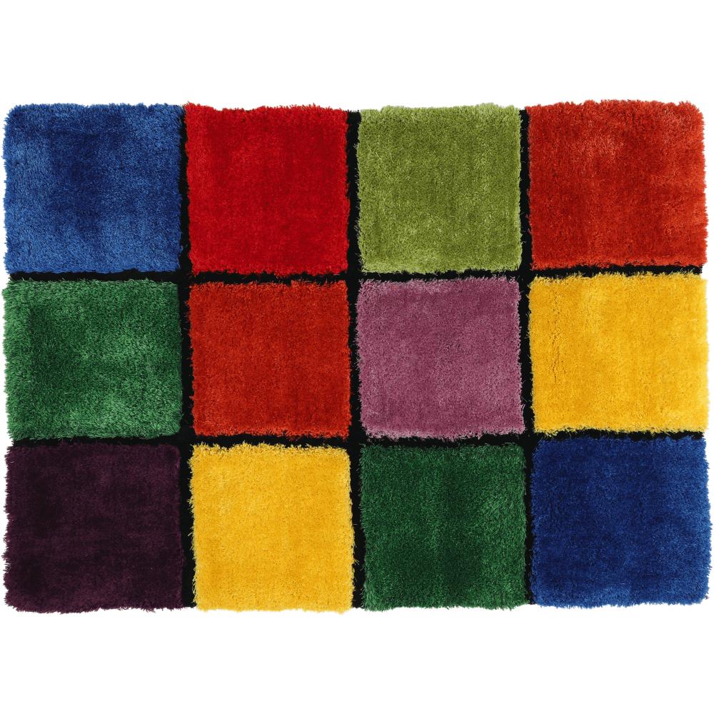 Koberec, mix barev, 100x140, LUDVIG TYP 4