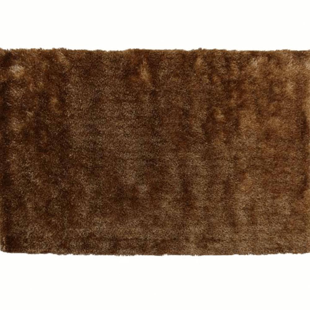 Koberec, hnědozlatá, 200x300, DELAND, TEMPO KONDELA