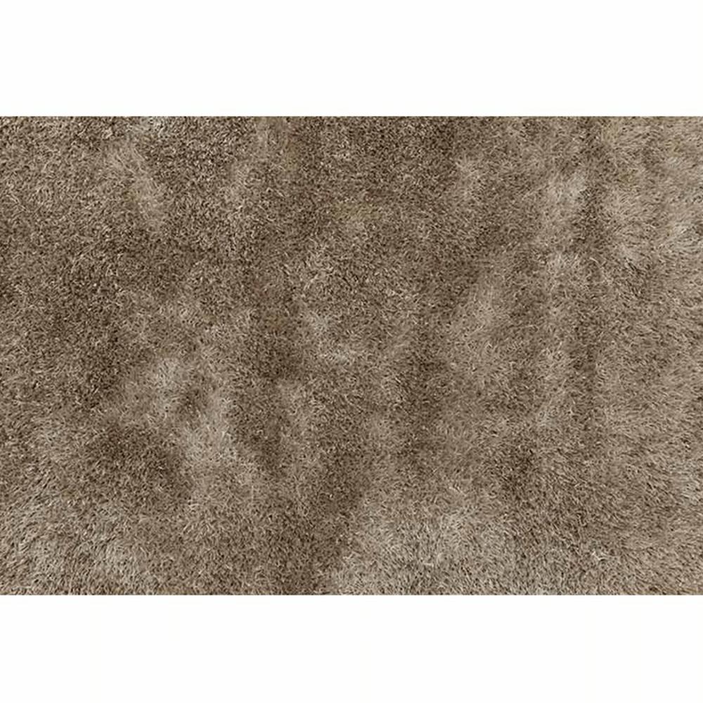 Koberec, hnědozlatá, 80x150, AROBA, TEMPO KONDELA