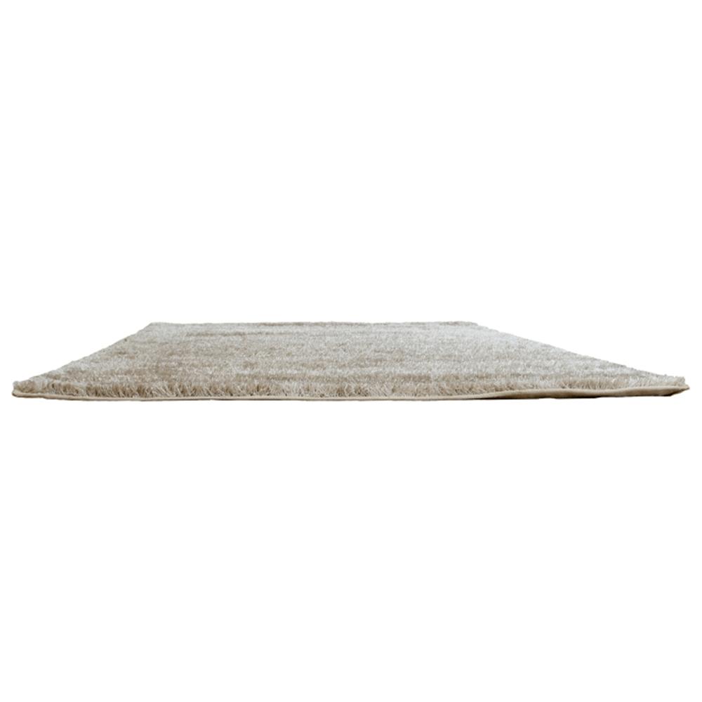 Szőnyeg, krémszín, 100x140, AROBA
