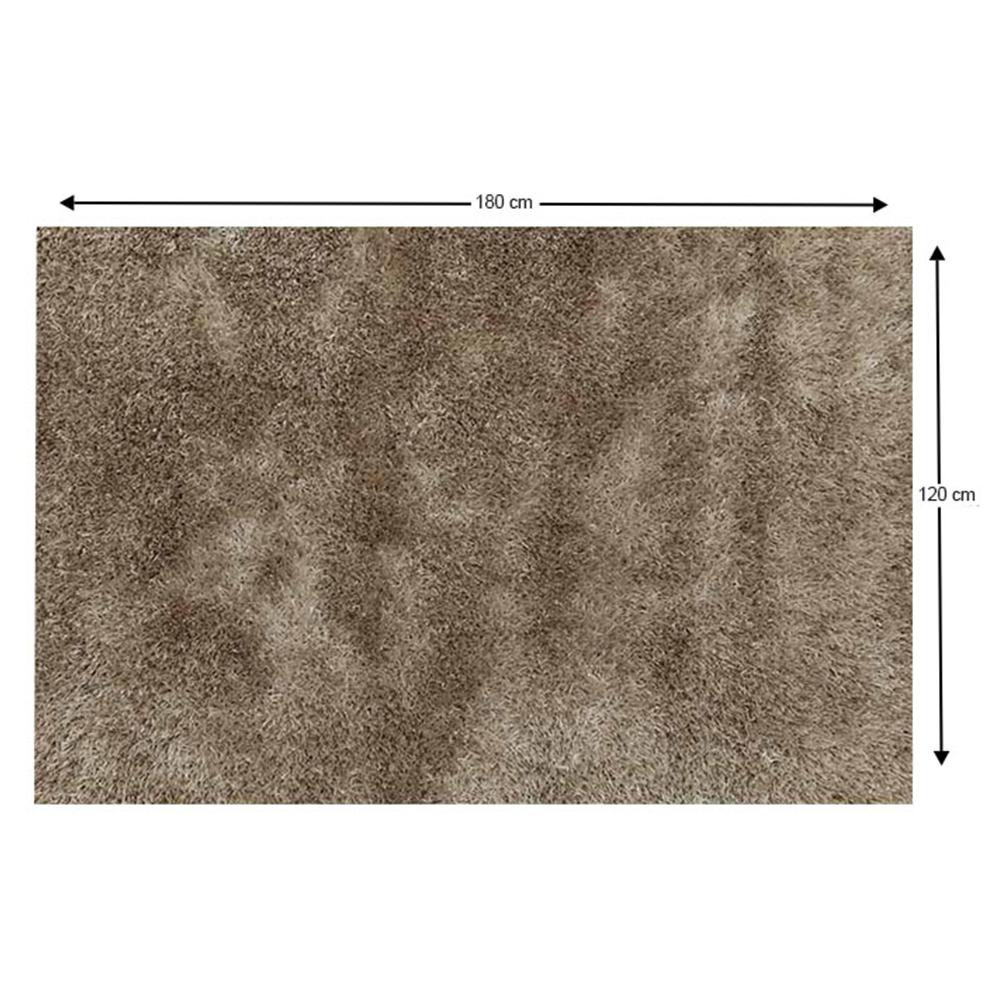 Szőnyeg, krémszín, 120x180, AROBA