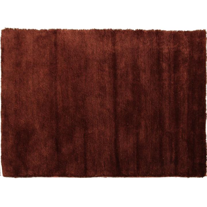 Szőnyeg bordóbarna, 100x140, LUMA