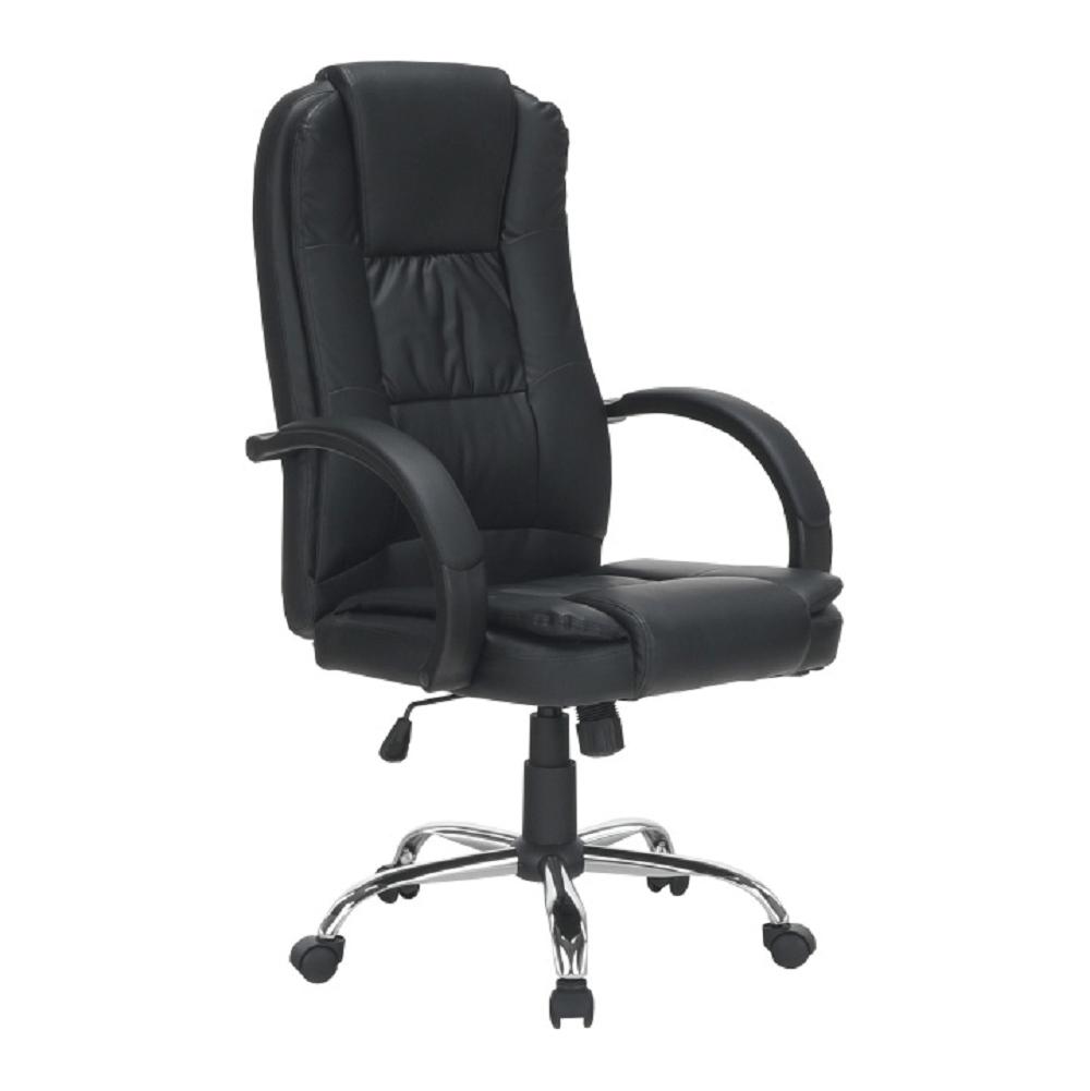 Irodai szék, fekete/króm, MADOX