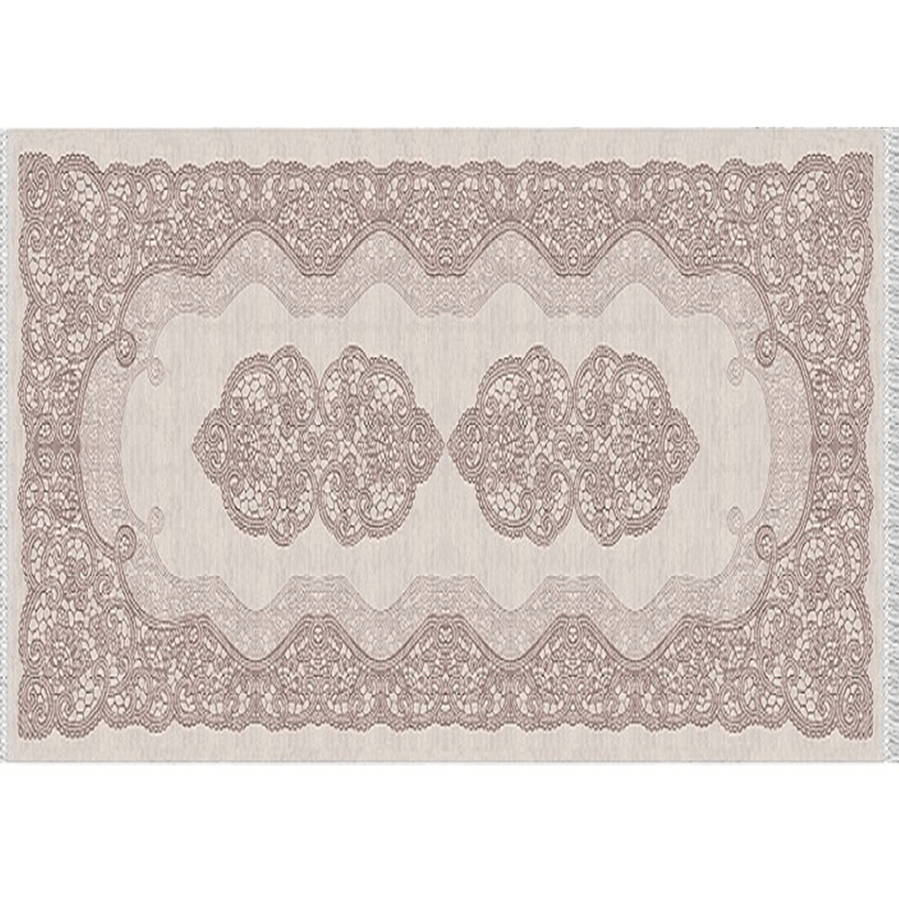 Koberec, krémová, 180x270, LARIMER